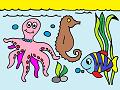 Pod hladinou mora