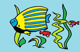 Rybia rodinka