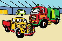 Nákladné autá