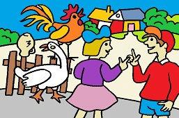 Prázdniny na dedine