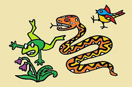 Had a žabka