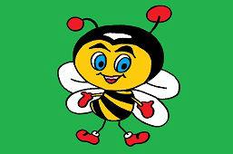 Včielka Bzumka