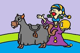 Šašo a kôň