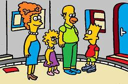 Rodinka Simpsonová