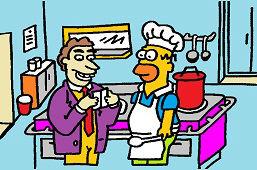 Homer kuchárom