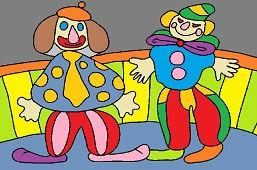 Cirkusoví klauni
