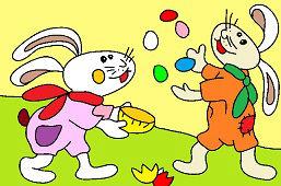 Hraví zajkovia