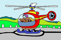 Helikoptéra