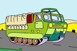 Obrnený transportér