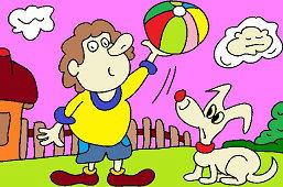 Hra s balónom
