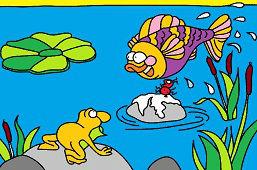 Život u rybníka
