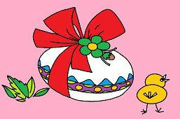 Maľované vajce