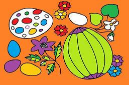 Maľované vajíčka 2