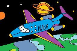 Raketoplán NASA