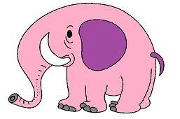 Modrý sloník