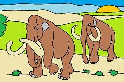 Obrovské mamuty