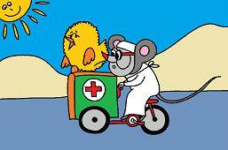 Dr. Potkan a záchranka