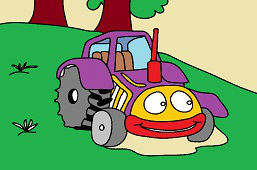 Malý traktor