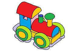 Detská lokomotíva