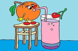 Pomarančová limonáda