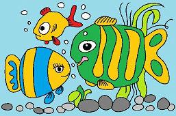 Ryba, rybka, rybička