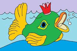 Princezna ryba