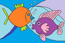 Farebné rybky