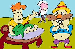 Ovečka Ema a kamaráti