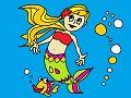 Morská panna Ariela