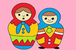 Ruské matriošky