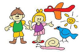 Veselé deti