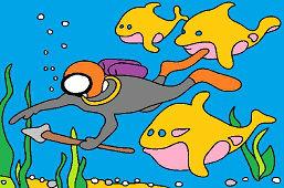 Športový potápač