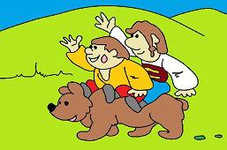 Valasi a hnedý medveď