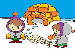 Malí eskimáci