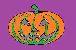 Halloween tekvica
