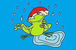 Dáždivý deň