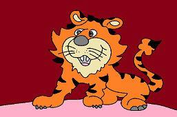 Kamarát Tiger