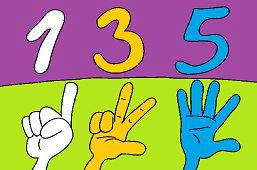 1-3-5-spočítame hneď