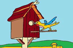 Vtáčia búdka