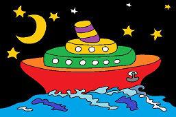 Nočná plavba
