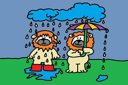 Mokrý a suchý