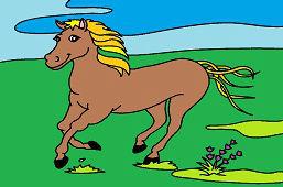 Koník vraný