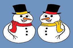 Snehuliak a snehuliak