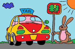 Taxi, prosím!