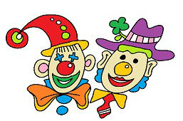 Dvaja klauni
