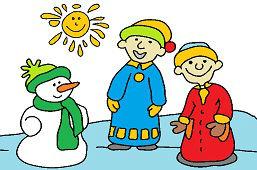 Hra so snehuliakom