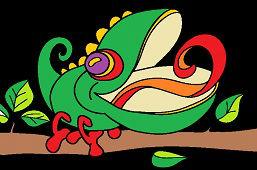 Lizard nočný