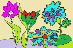 Kvety na lúke