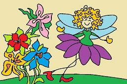 Kvetinová víla Marienka
