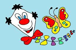 Šarkan a motýľ